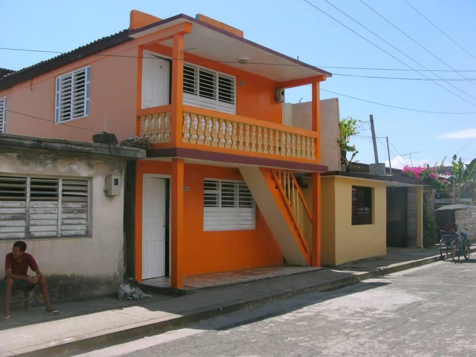 Casa la terraza brisa del mar baracoa cuba junky casa particular - Casas con terrazas ...