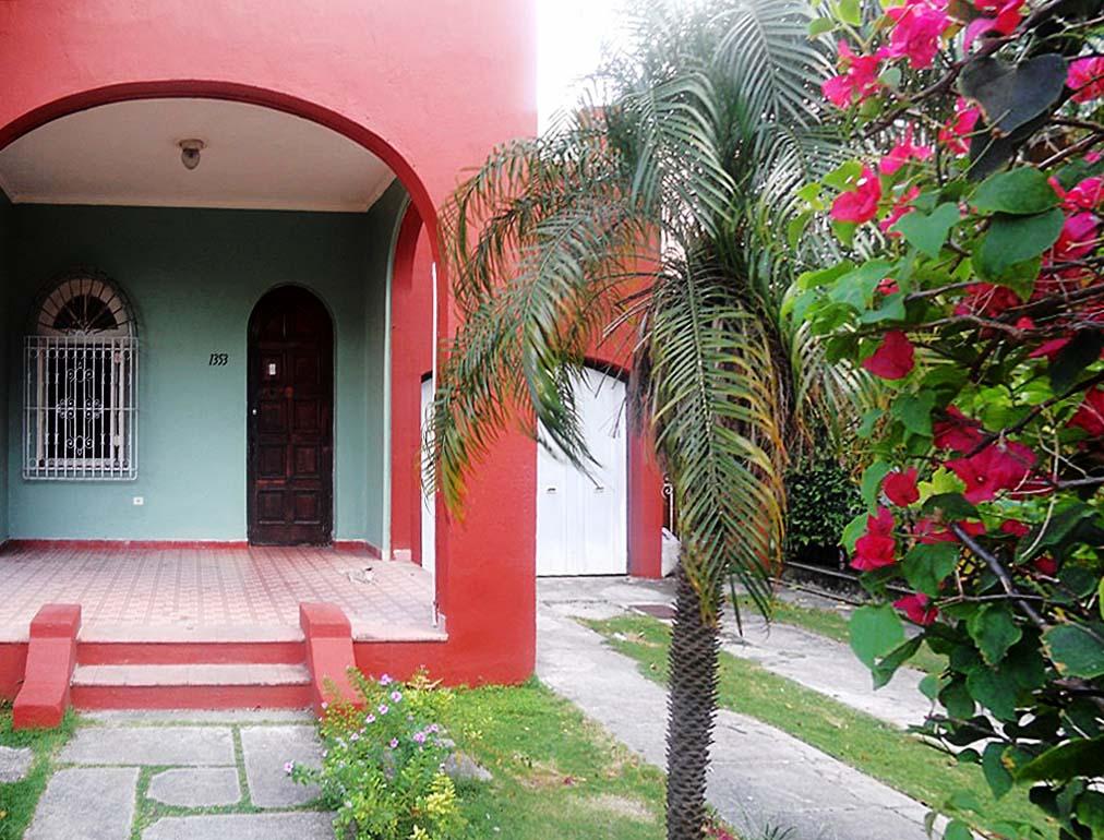 Haifa S House Havana Vedado Cuba Junky Casa Particular