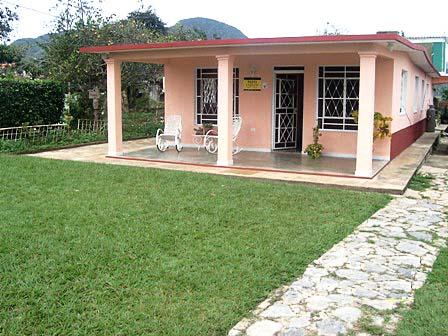 Casa Niulvys y Papo Vinales